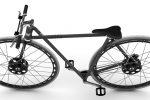 de giusti design XXXVI 36 inch bike cruiser concept escher bike top